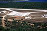 Flughafen Losinj, Panorama