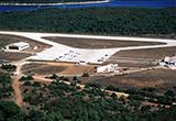 Landebahn Flughafen Losinj