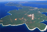 Panoramaflug Insel Losinj