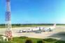 Flughafen Pula - Flugzeug Croatia Airlines