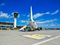 Flughafen Rijeka, Omisalj - Insel Krk