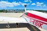 Flughafen Rijeka - Flughafen & Piper