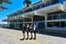 Flughafengebäude - Airport Rijeka