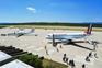 Flughafen Rijeka - Flugzeug Germanwings