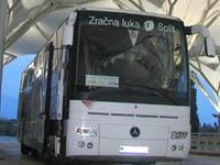 Flughafenshuttlebus Airport Split, Pleso Prijevoz