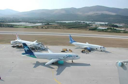 Flughafen Split-Kastela, Kroatien