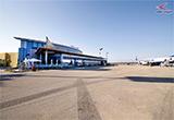 Flughafen Zadar in Kroatien