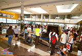 Terminal Flughafen Zadar