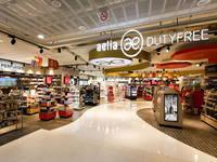 Duty free shop - Airport Zagreb