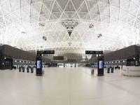 Flughafen Zagreb - Innen