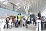 Innenbereich, Flughafen Zagreb
