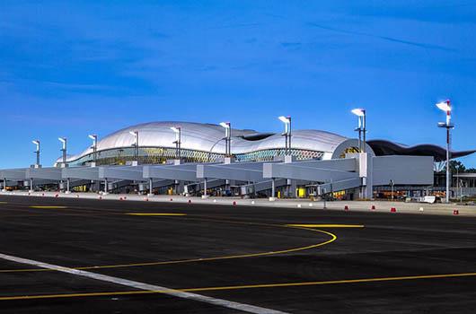 Flughafen Zagreb, Kroatien
