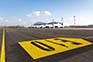 Flughafen Zagreb, Rollfeld