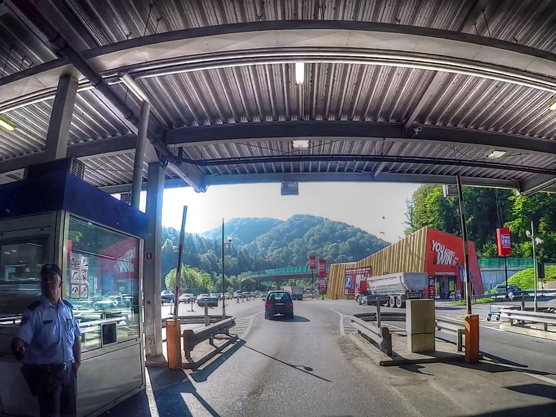 Grenzubergange Nach Kroatien Alle Grenzen Im Uberblick