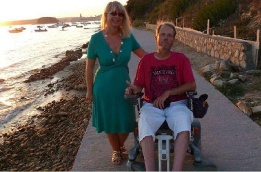 Barrierefreier Urlaub Kroatien