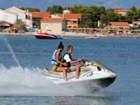 Jetski fahren in Kroatien
