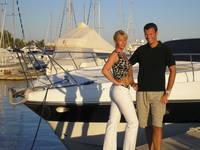Patrick Baier und Frau