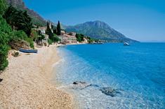 Traumstrand in Kroatien