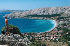 Kroatien - Baska