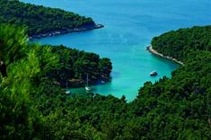 Traumbucht in Kroatien