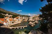 Dubrovnik, Altstadtmauern