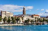 Promenade Altstadt Split