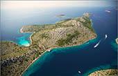 Kornati Archipel, Kroatien