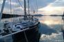 Bootsfahrt auf der Adria in Kroatien