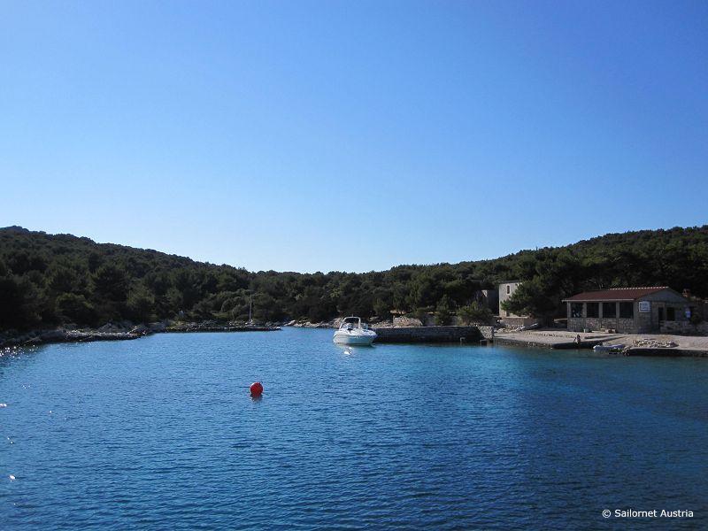 Traumhafte Bucht in Kroatien