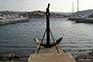 Hafen in Kroatien