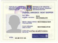 Küstenpatent Kroatien