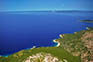 Blick auf Lubenice, Insel Cres