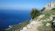 Ausblick von Lubenice