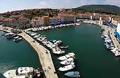 Hafen Stadt Cres, Insel Cres