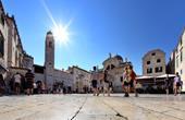 Platz Luza, Dubrovnik