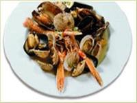 Essen aus der Kvarner Bucht