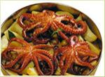 Gericht aus der Kvarner Bucht