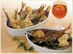 Kroatien Fischgericht
