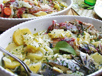 Essen aus Mitteldalmatien