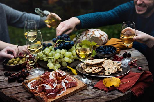 Essen und Trinken, Kroatien
