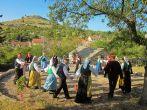 Volkstanzgruppe am Baculov Dvor