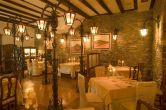 Romantische Atmosphäre Restaurant Zigante