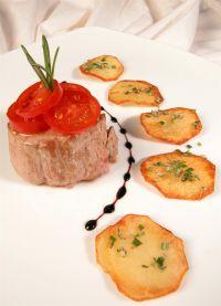 Fleischgericht - Restaurant Sv. Nikola