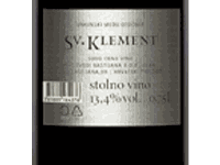 Weingut Tomic - Sv. Klement Crni