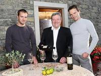 Weingut Benvenuti in Kaldir bei Motovun