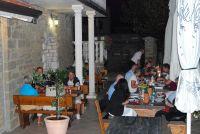 Weingut & Restaurant Sinkovic - Sommerterasse San Mauro