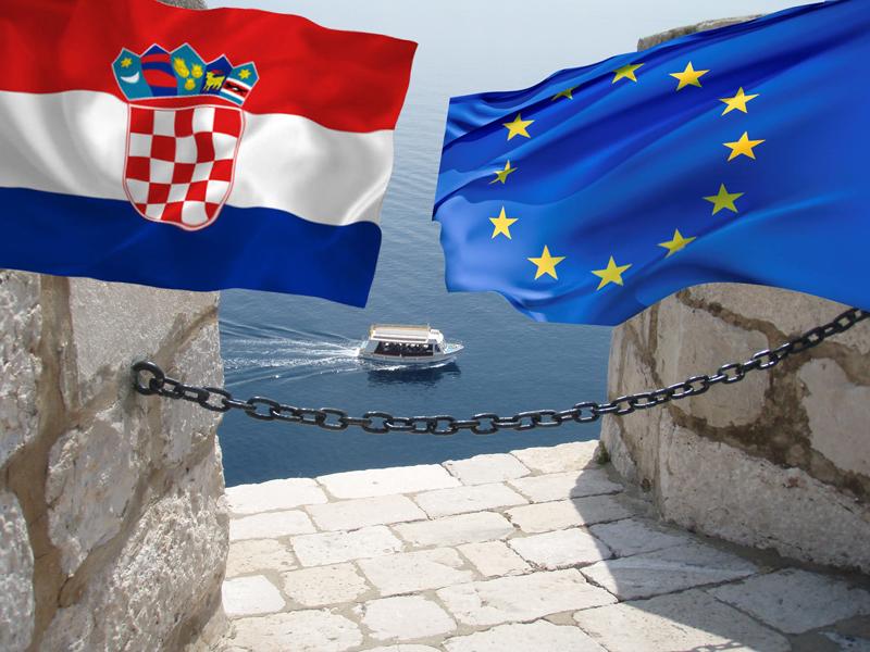 EU Beitritt Kroatien