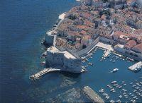 Dubrovnik - Schiff Insel Lokrum