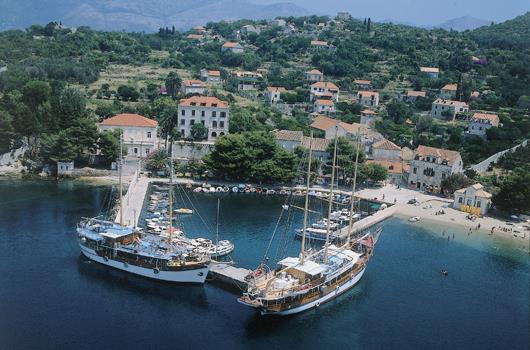 Dubrovnik - Schiffsverbindungen