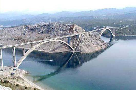 Brücke Krk